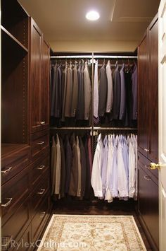 1000 Images About His Walk In Closets On Pinterest
