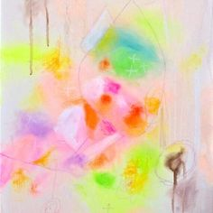 Hand Painted Artwork | Popping Candy by Julie Robertson | The Block Shop - Channel 9 $599