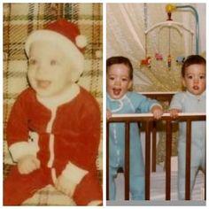 @MrDrewScott @MrJDScott @MrSilverScott You were very cute babies!