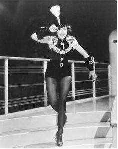 1930's tap dance costume inspiration!