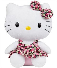 Hello Kitty Toy, Liberty Art Fabrics for Hello Kitty