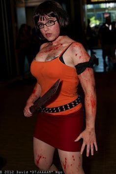 Doo zombie hunter scooby