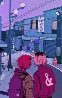 Find images and videos about anime, manga and haikyuu on We Heart It - the app to get lost in what you love. Aesthetic Drawing, Aesthetic Art, Aesthetic Anime, Purple Aesthetic, Haikyuu Anime, Anime Chibi, Anime Art, Psychedelic Art, Pretty Art