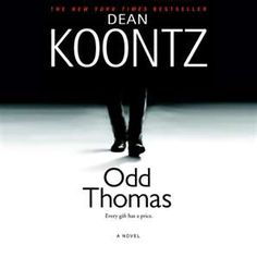 Odd Thomas by Dean Koontz...Odd Thomas can see the dead and lives in California, living each day trying to help the spirits cross over.