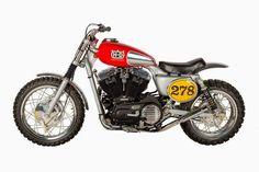 """Racing Cafè: Harley """"1200 Cross"""" by Shaw Speed & Custom"""