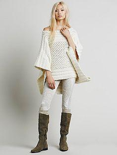 Hendrix Sweater Legging