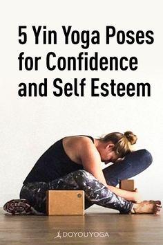 Balancing Your Solar Plexus: 5 Yin Yoga Poses for Confidence and Self Esteem #yoga #health #yinyoga