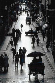 Ferdinando Scianna,  Italy, Rome. 1983. Magnum Photos.
