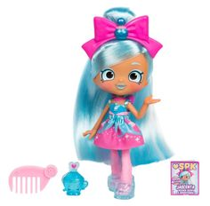 Shopkins Shoppies - Jascenta and her Shopkins BFF Peyton Perfume match perfectly, as two BFFs should! Shoppies stand approximately tall, and are. Shoppies Dolls, Shopkins And Shoppies, Shopkins Gifts, Shopkins Costume, Shopkins Season, Shopkins Playsets, Toys For Girls, Kids Toys, Mockup