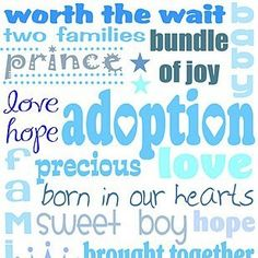 Quotes About Adoption Image Result For Adoption Quotes  Adoption Profile  Pinterest .
