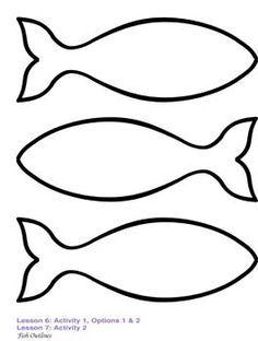 Risultati immagini per disfraz de pez Fish Patterns, Applique Patterns, Mosaic Patterns, Sea Crafts, Fish Crafts, Diy And Crafts, Fish Stencil, Stencils, Fish Outline