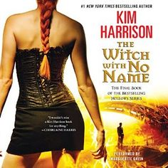 The Witch with No Name: The Hollows, Book 13 by Kim Harrison - Audiobook narrated by Marguerite Gavin