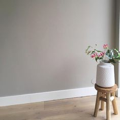 Stijl studio - canvas We love colour! Home Alone, Bedroom Colors, Entryway Tables, Sweet Home, Style Inspiration, Living Room, Interior Design, Wall, Acacia
