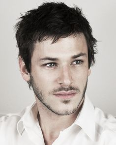GASPARD ULLIEL: My friends and I were really into him in highschool.