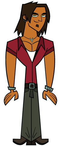 Alejandro Burromuerto was a contestant, the main antagonist and one of the finalists of Total Drama World Tour. He was one of the three newcomers to the series, and was a member of Team Chris Is Really Really Really Really Hot. He was seen with the original contestants on a yacht in the first episode of Total Drama: Revenge of the Island. He returned as the robot, serving as Chris's assistant, but later became a contestant for Total Drama All-Stars, as a member of the Villainous Vultures....