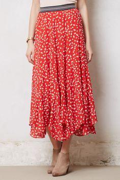 #need Colima Maxi Skirt - Anthropologie.com