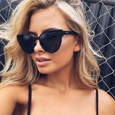 Quay Sunglasses how to wear summer 2016