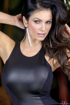 Rascal pick - Denise Milani - Busty Beauty - Long Hair