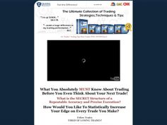 ① The Ultimate Trading Ecourse - http://www.vnulab.be/lab-review/%e2%91%a0-the-ultimate-trading-ecourse