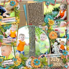 Credit: P356/P52 August Template by Angelclaud's ArtRoom and  Sing A Rainbow Collection by Kimeric Kreations