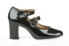 1960's mary quant shoes