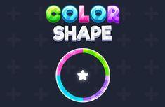 Color Shape - Freelance HTML5 Game