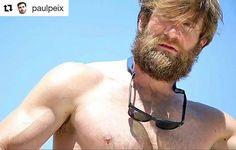 #Repost @paulpeix ・・・ Colby Day!   #colbykeller #makingof #shooting #male #sexy #malemodel #bluesky #sunny