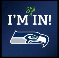 No bandwagons here! 12th man are loyal fans and very proud of our team!