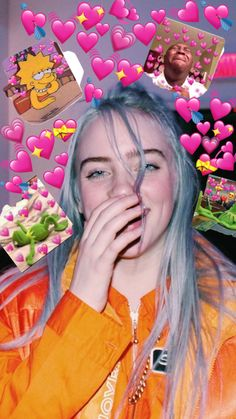 ♡ jam through the pain babes ♡ heart meme, billie eilish, ariana. Billie Eilish, Videos Instagram, Heart Meme, Cute Love Memes, Wholesome Memes, Pretty People, Girl Crushes, Celebs, Singer