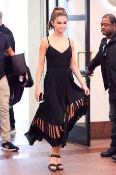 Selena Gomez News — June 8: Selena inside Radio Disney Studios in...