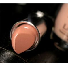 Pretty lipstick color... you can never go wrong with nude lips!