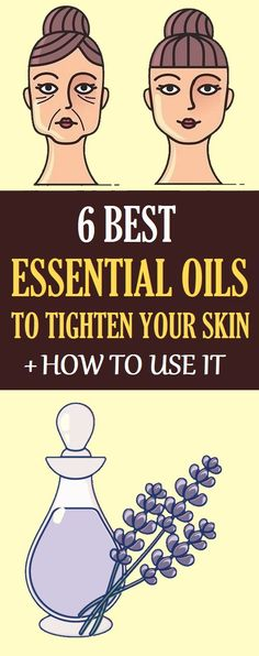 There are many essential oils which can help firm up your skin and make it healthier than ever before. 6 Best Essential Oils To Tighten Skin Beauty Care, Beauty Skin, Beauty Tips, Diy Beauty, Beauty Hacks, Beauty Products, Face Beauty, Beauty Secrets, Pranks