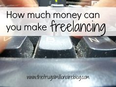 How much money can you make freelancing?