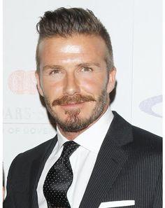 David Beckham: Style: GQ