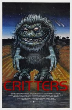 Watch the Skies: The Best Alien Invasion Horror Movies: Critters (1986)