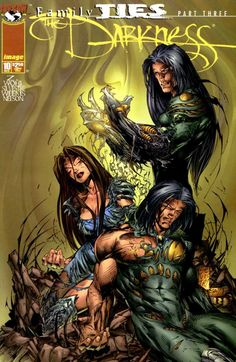 The Darkness #10 - Family Ties, Part 3 (Issue)