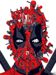 Deadpool x Cool artwork for Deadpool Deadpool Art, Deadpool Funny, Deadpool 2016, Deadpool Stuff, Marvel Art, Marvel Dc Comics, Comic Books Art, Comic Art, Deadpool Wallpaper
