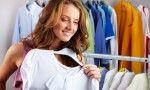 Como manter suas roupas limpas e sem manchas