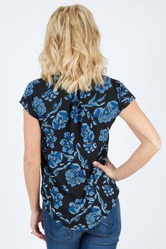 Maisie Floral Top