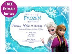 20 frozen birthday party ideas frozen party invitations frozen frozen birthday invitations disney frozen birthday free frozen invitations fiesta frozen frozen party frozen free frozen printable free printable filmwisefo Images
