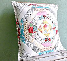 great quilted pillow