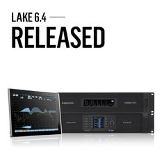 Lab.gruppen Launch New Dimension to Preset and EQ Handling with Lake Controller V6.4 image