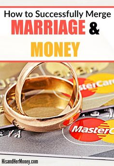 How to Successfully Merge Marriage and Money. Rarely is a couple's argument one-sided. Even though money is one of the arguments that come up again and again, many times, money fights really aren't about money. Learn how to recognize and respect your spouses core values surrounding money. This is perfect for someone that has a desire to be better with money with their spouse.