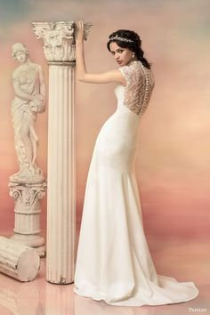 Papilio 2015 Wedding Dresses — Hellas Bridal Collection Part 1 | Wedding Inspirasi #bridal #wedding #weddings #weddingdress #weddinggown