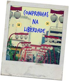 Guloseimas - Comprinhas da Liberdade (São Paulo)