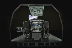 B737 Advanced Panel Trainer for flight school, ATO, airline