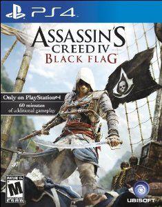 Assassin's Creed IV Black Flag - PlayStation 4,$59.73