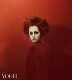 Federico Erra Vogue Milano (Looks like Otto Dix to me)