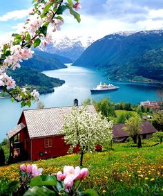 Best Living Place in Norway