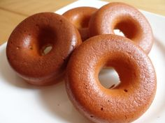 Donuts Low Carb - Low Carb Rezepte mit wenig Kohlenhydraten sprich kohlenhydratreduziert.